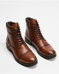 Rodd & Gunn - David Field Military Boots