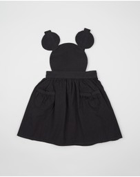 Rock Your Kid - ICONIC EXCLUSIVE - Silhouette Woven Dress - Kids