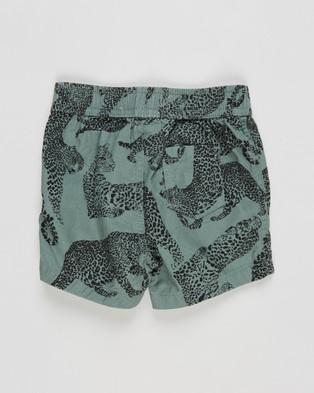 Cotton On Baby Jerry Boardshorts   Babies - Swimwear (Swag Green)