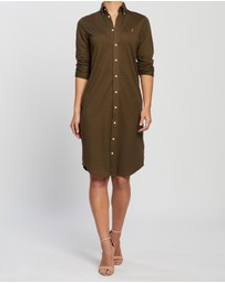 Polo Ralph Lauren - Heidi Long Sleeve Casual Dress