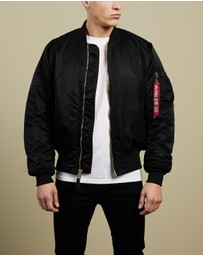 Alpha Industries - MA-1 Fighter Pilot Bomber Jacket