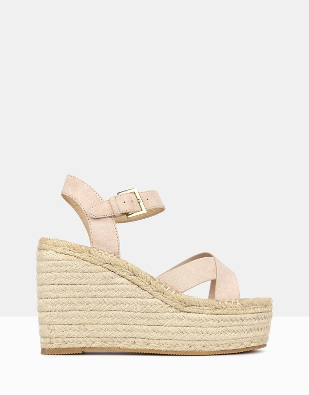 b165fd23ade Kendall Espadrille Wedge Heel Sandals by Betts Online | THE ICONIC ...