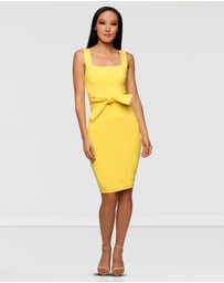PIZZUTO - Sky Valley Bodycon Dress