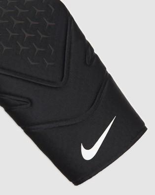 Nike Pro Closed Patella Knee Sleeve 3.0 Unisex Compression Sleeves Black & White