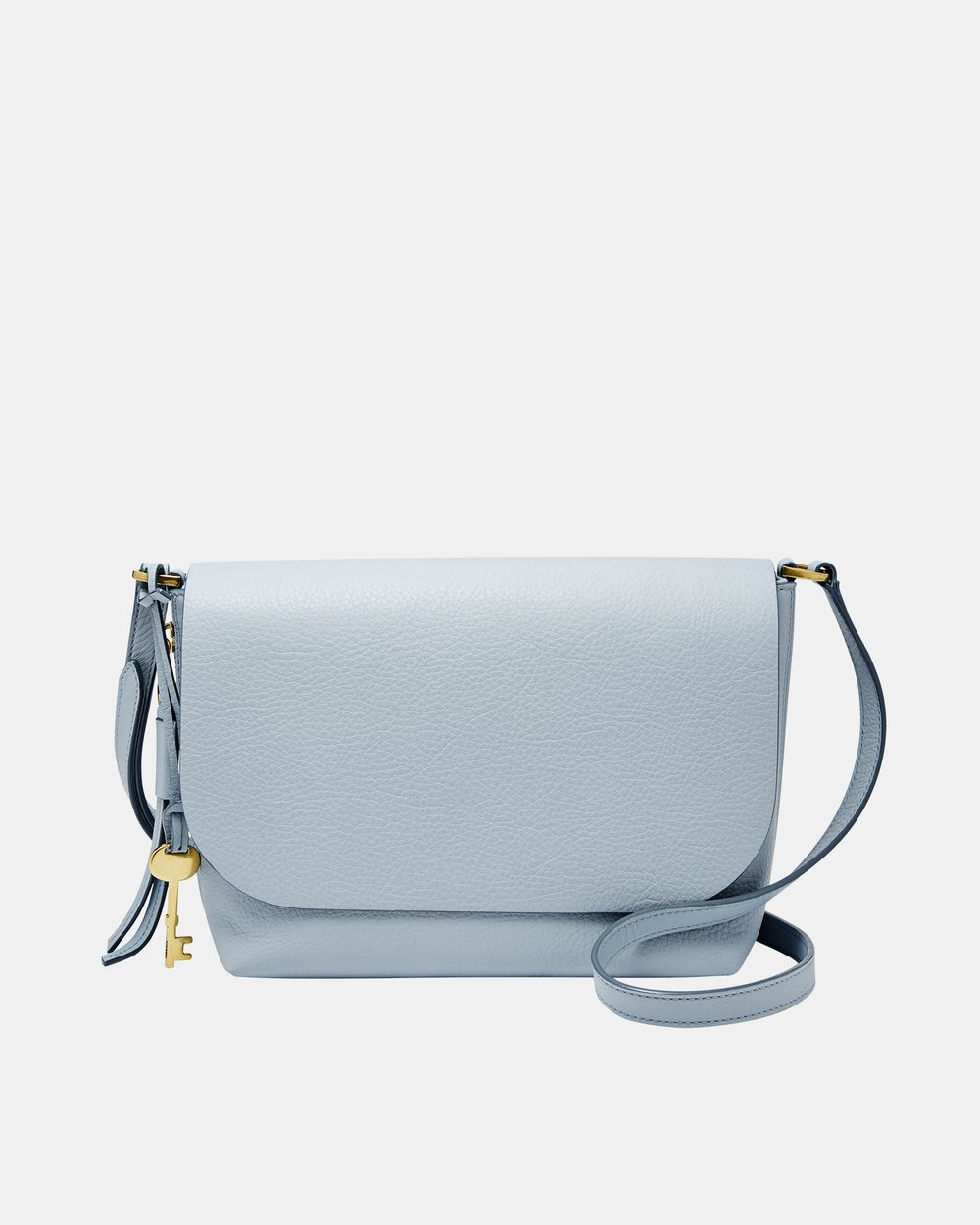 2df30a238 Maya Blue Small Crossbody Bag by Fossil Online   THE ICONIC   Australia