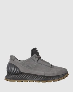 ECCO Exostrike Men's Boots - Outdoor Shoes (Grey)