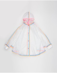 Billieblush - Raincoat Cape - Kids