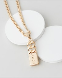 Icon Brand - Curb Merge Necklace