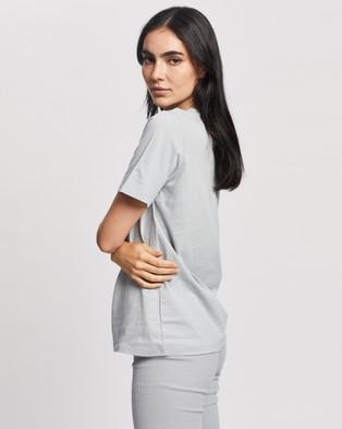 Elka Collective Trademark Tee - T-Shirts & Singlets (Sea Mist)