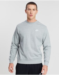 Nike - Sportswear Club French Terry Crew - Men's