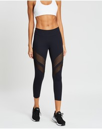AVE Activewoman - Compression Mesh Panels 7/8 Tights