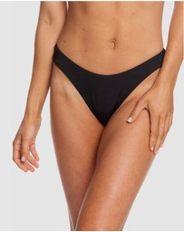 Roxy - Womens Beach Classic High Leg Separate Bikini pants