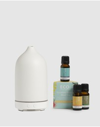 ECO. Modern Essentials - ECO. Stone Diffuser & Sunshine State of Mind Trio Collection