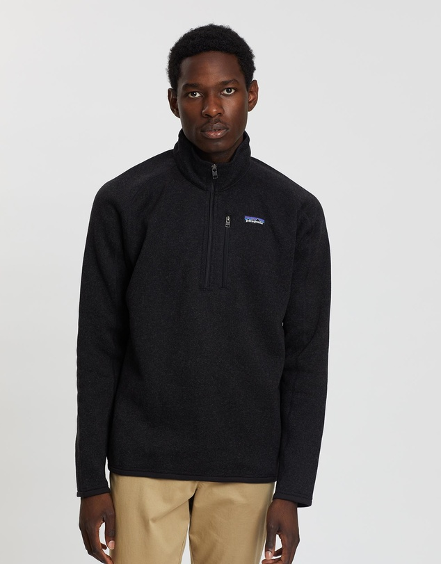 Patagonia - Better Sweater 1/4 Zip - Men's