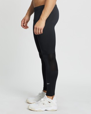 Reebok Performance Speedwick Tights - Full Tights (Black)