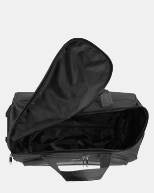 Cobb & Co Devonport Small Wheel Bag - Travel and Luggage (black)