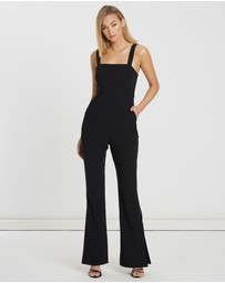 BWLDR - Adina Square Neck Jumpsuit