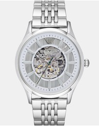 Emporio Armani - Silver Men's Analogue Watch