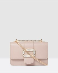 Forever New - Nicole Buckle Crossbody Bag
