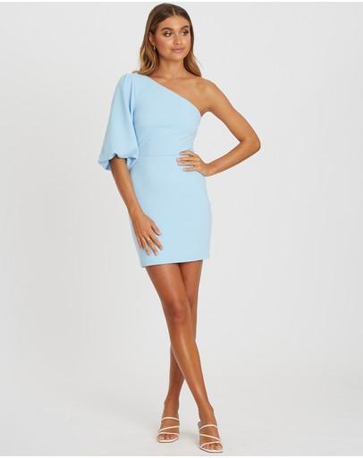 Chancery Zena Dress Sky Blue