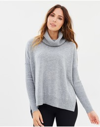 SABA - Claudia Roll Neck Knit