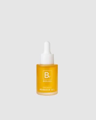 Biologi Br Organic Rosehip Oil - Face Oils (Orange)