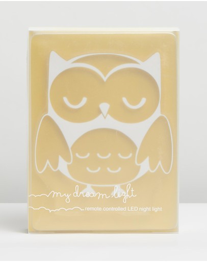 Delight Decor - My Dream Light Sleepy Owl - Kids