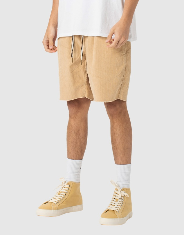 Barney Cools - B.Relaxed Short Tan Corduroy