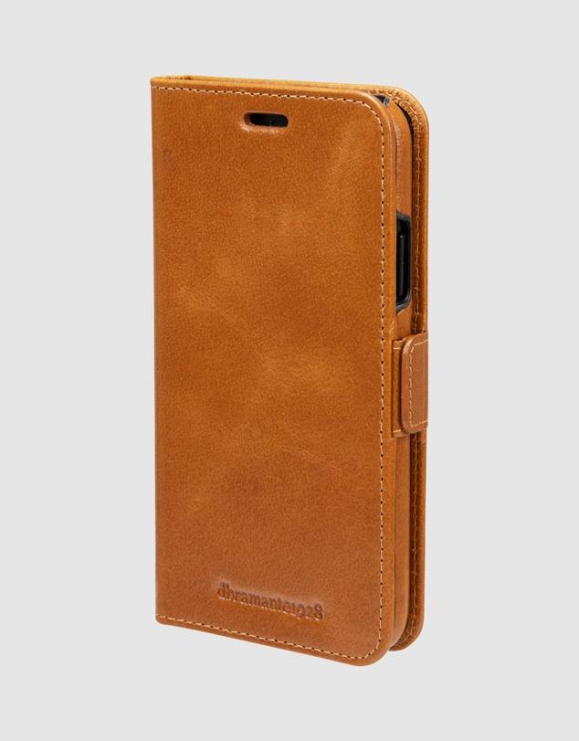 Men Lynge Folio Phone Case For iPhone XR