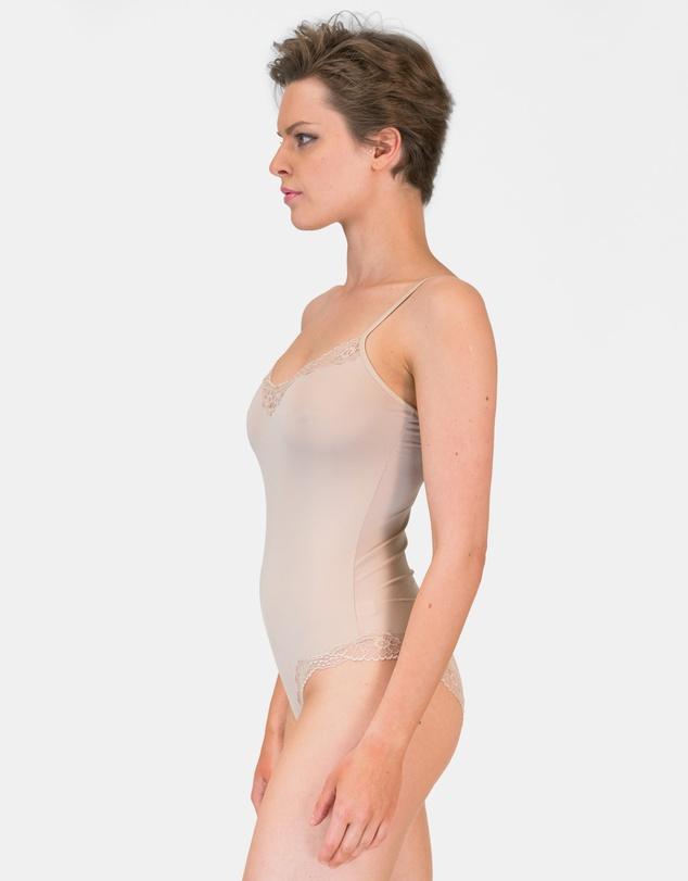 Women Classic Lace Bodysuit