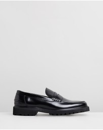 Double Oak Mills - Busan Leather Loafers