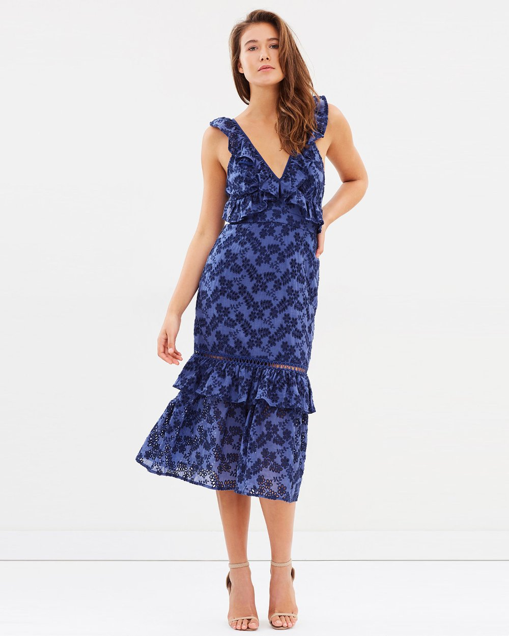 18ffb2e0607e8 Luna Midi Dress by Talulah Online | THE ICONIC | Australia