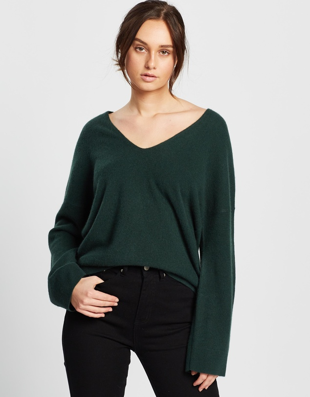 Samsoe Samsoe - Nola V-Neck Sweater