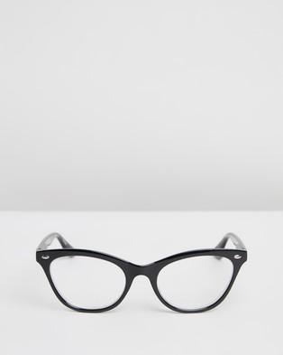 OPPEN Sesame Magnification Lenses +1.50 - Optical (Black)