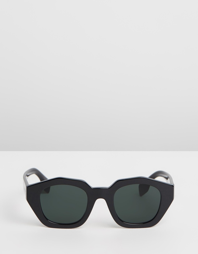 Burberry - Acetate Sunglasses