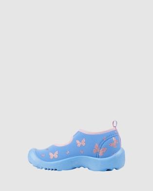 CIAO Beach Flutter - Sandals (Lilac/Pink)