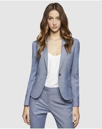 Oxford - Pixie Check Suit Jacket