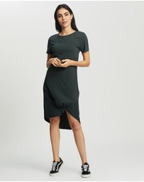 Silent Theory - Twisted Tee Dress