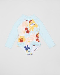 Rip Curl - Mini Coconut Time LS Suit - Kids