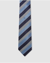 Oxford - Textured Stripe Tie