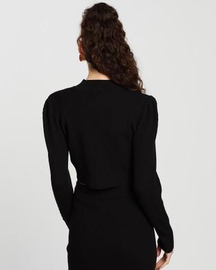 Grace Willow Lottie Top - Cropped tops (Black)
