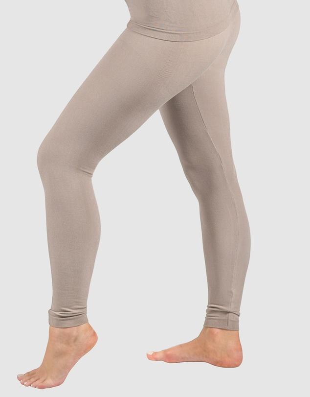 Women Seamless Thermal Leggings