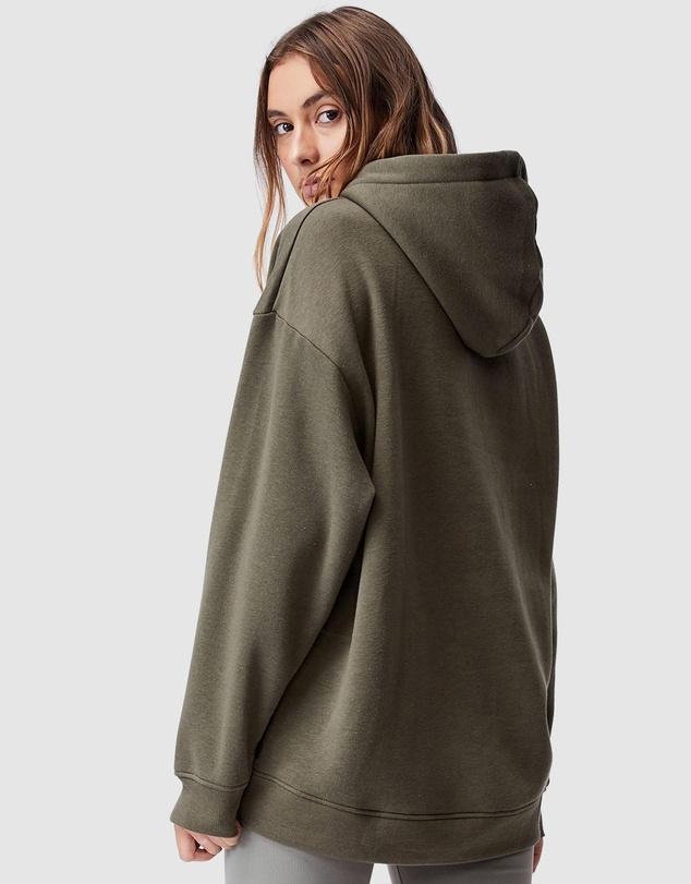 Women Lifestyle Oversized Hoodie