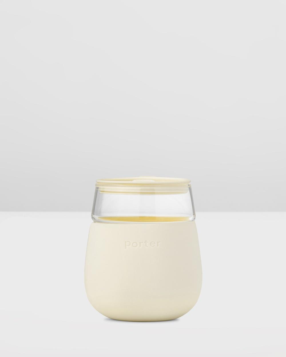 Porter Glass Home Cream
