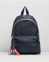 Tommy Hilfiger - Logo Tape Ripstop Backpack