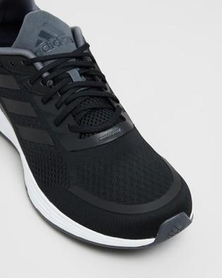 adidas Performance Duramo SL  Men's - Training (Core Black & Grey Six)