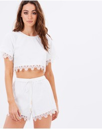 Finders Keepers - Odelle Shorts