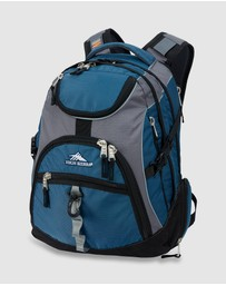 High Sierra - Access RFID Laptop Backpack