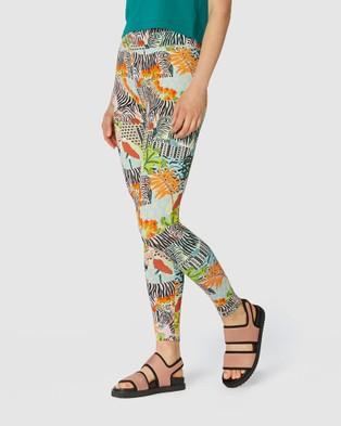 Gorman Zebra Active Pants - Pants (Multi)