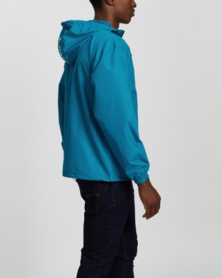Champion Packable Stadium Jacket - Coats & Jackets (Real Teal)
